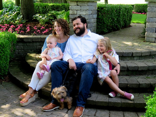 Emily, Cora, Caleb, Josie, & Ollie