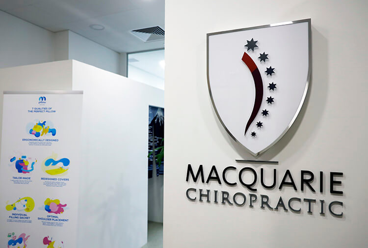 Macquarie Chiropractic clinic