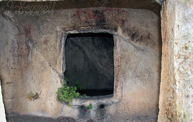 Lula – Tomba rupestre Sa Conchedda 'e su Priteru