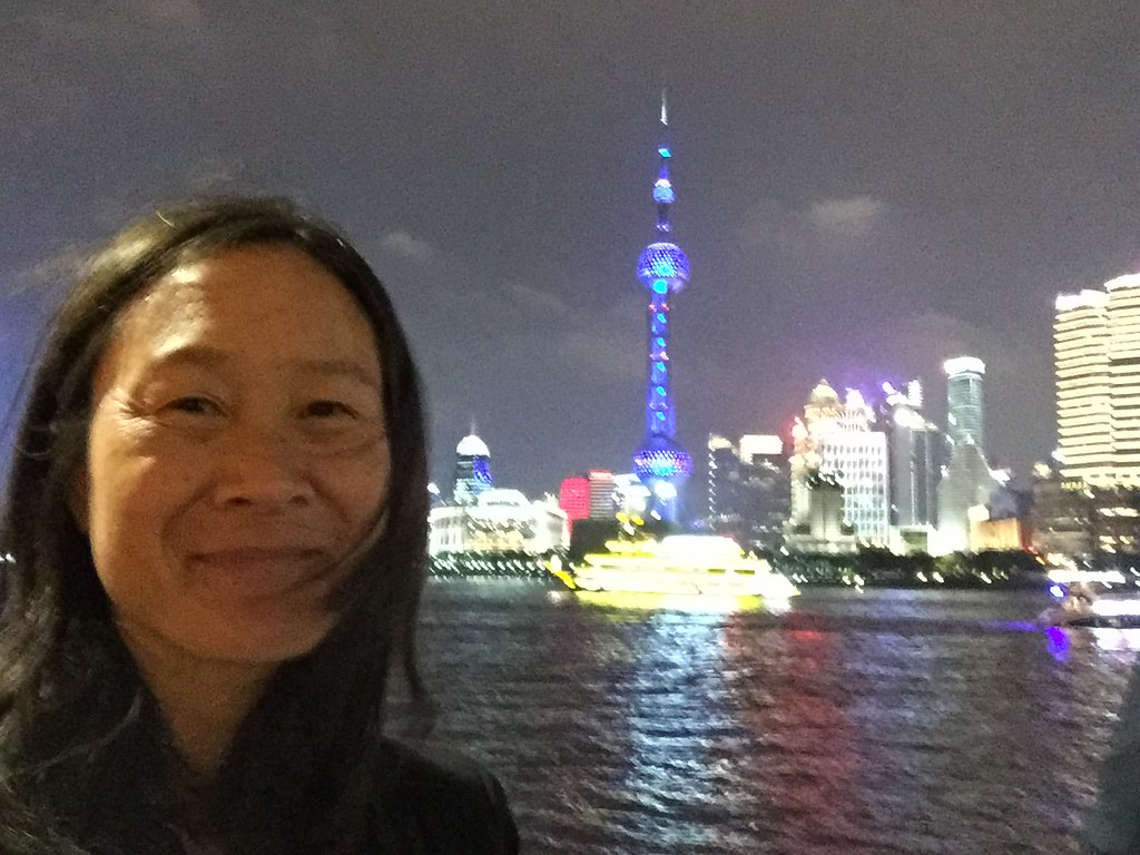 Shanghai Nights Along the Bund