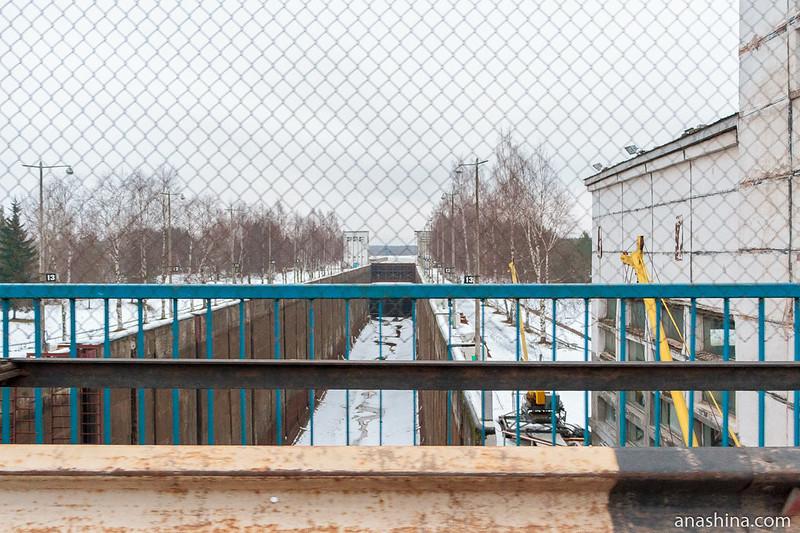 Шлюз №1 Волго-Балтийского канала