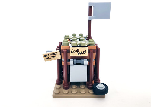 LEGO Stranger Things Castle Byers