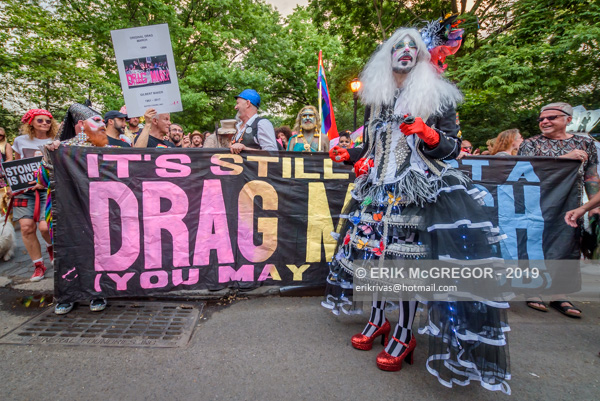 New York City Drag March