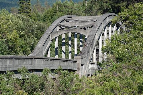 Blue Lake Bridge 1928