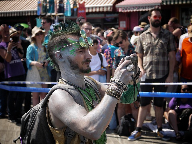 Coney Island Mermaid Parade 2019. Brooklyn, NY