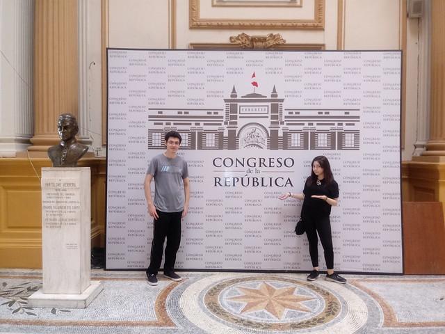 Lima - Palacio Legislativo