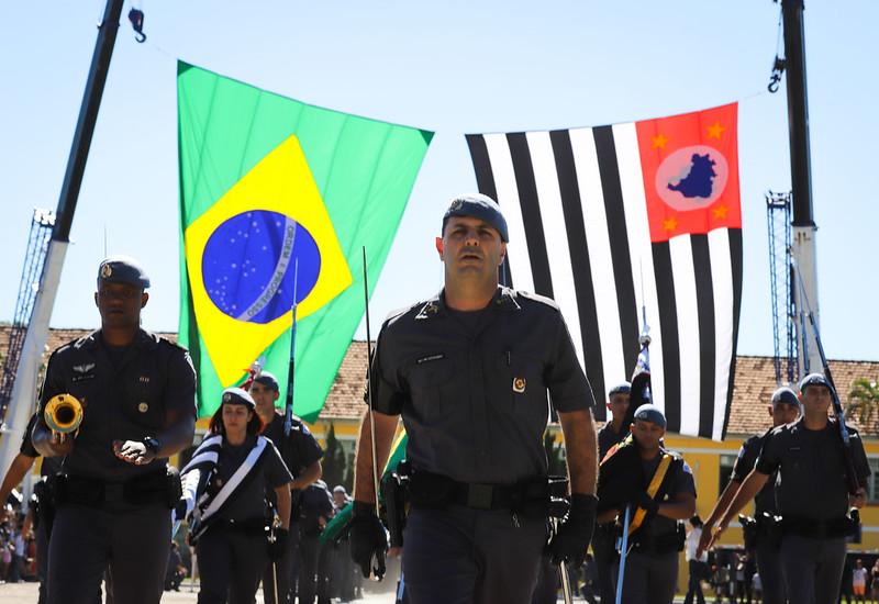Inauguração do CAEP – 3ª Cia do 3º BAEP São José