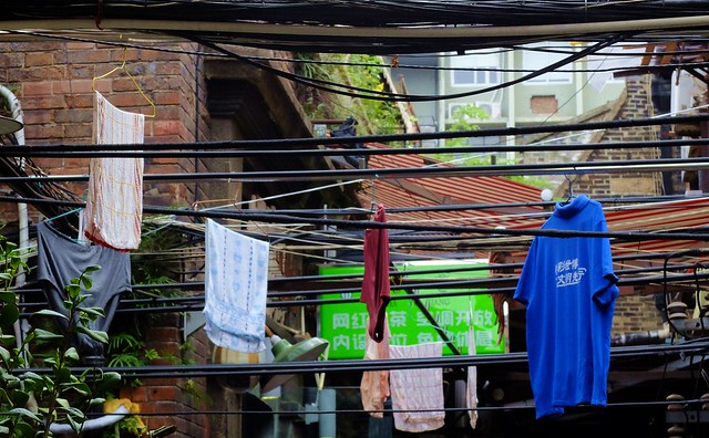 Shanghai - Cables and Clothes