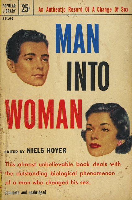 Popular Library SP100 - Niels Hoyer - Man into Woman