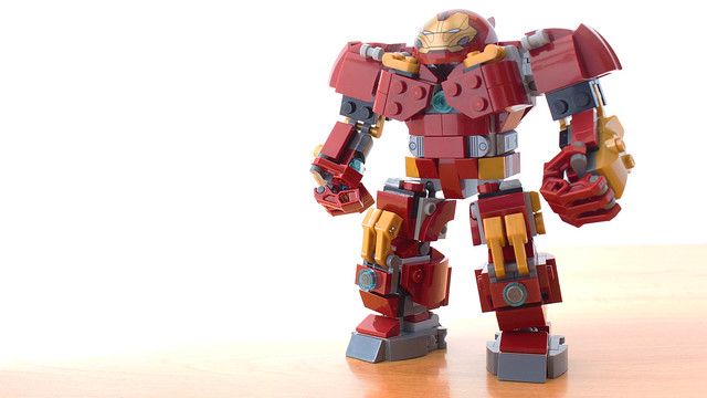 Need to take on something big, green and angry? Build your own Hulkbuster! [Instructions]