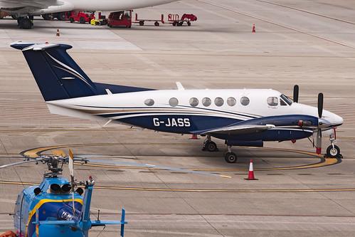 [G-JASS] Beech Super King Air 200
