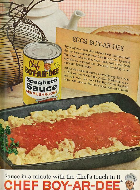 Chef Boy-Ar-Dee 1962