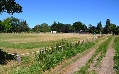 Freizeitfußballturnier Sporttage Strassfeld