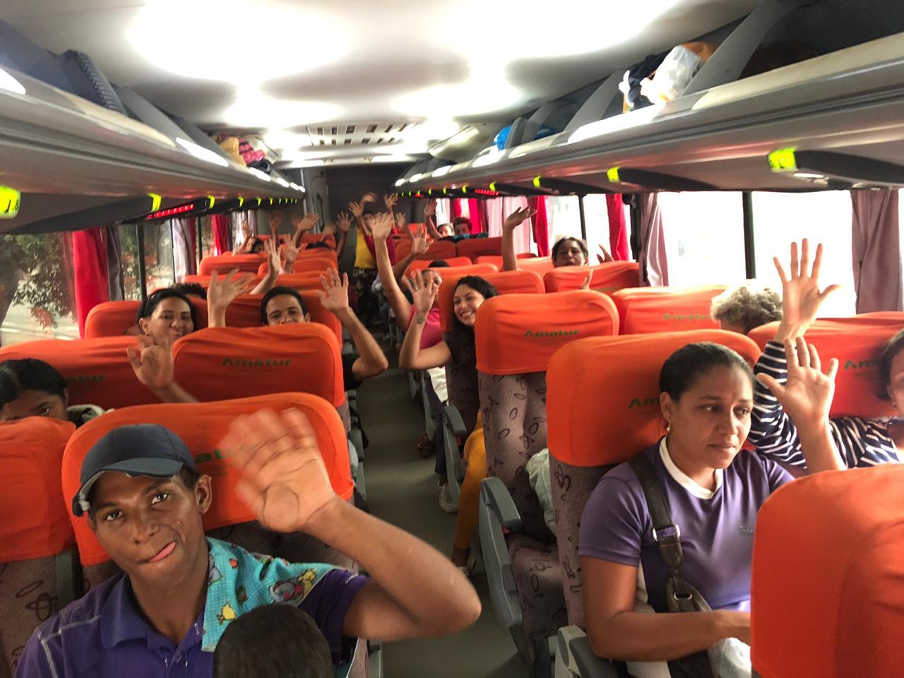 Plan Vuelta a la Patria suma otros 90 repatriados desde Brasil