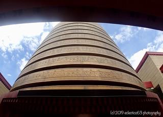 prayer wheel for a giant