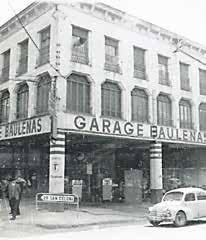 Garatge Baulenas carrer Joan Prim