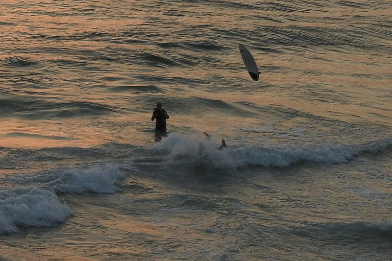 Фотограф и серфингист
