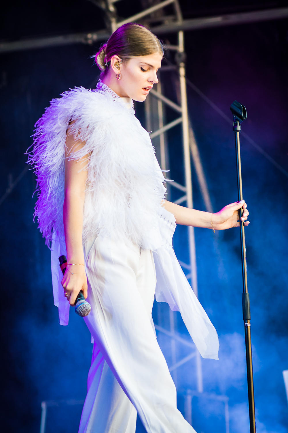 Emma Bale @ Genk On Stage 2019 (© Timmy Haubrechts)