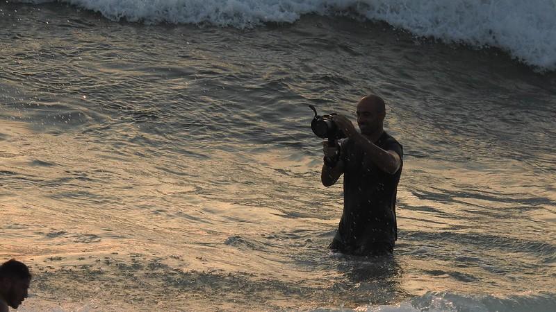 Морской фотограф