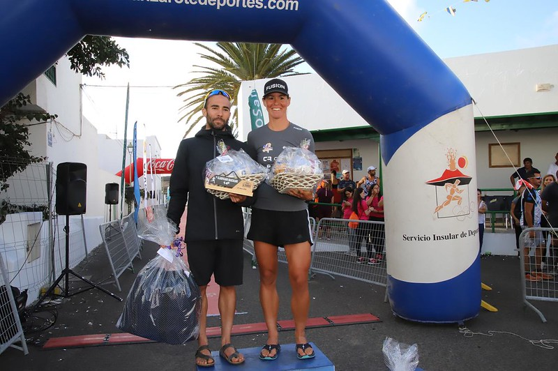 IV Trail  La Vegueta - Trofeos