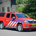 VW Amarok (4x4) (2017) DA 10-4282, Brandweer Bergen NH (NL)