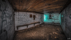 Casemate VIII Armoury and shelter