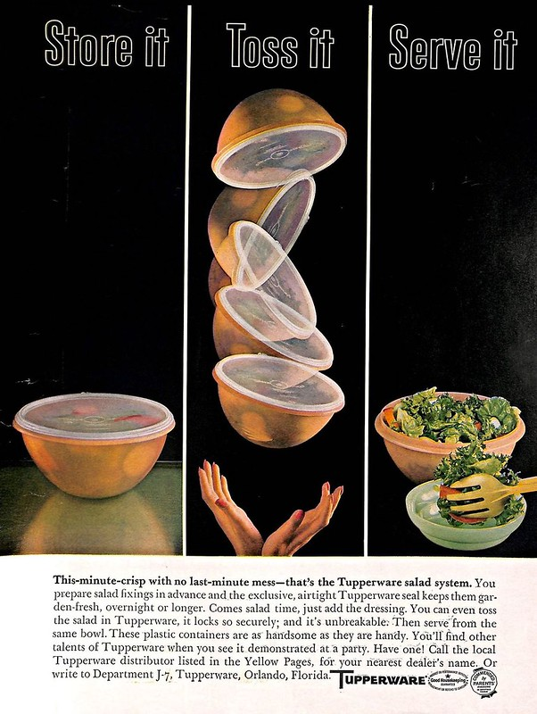 Tupperware 1963