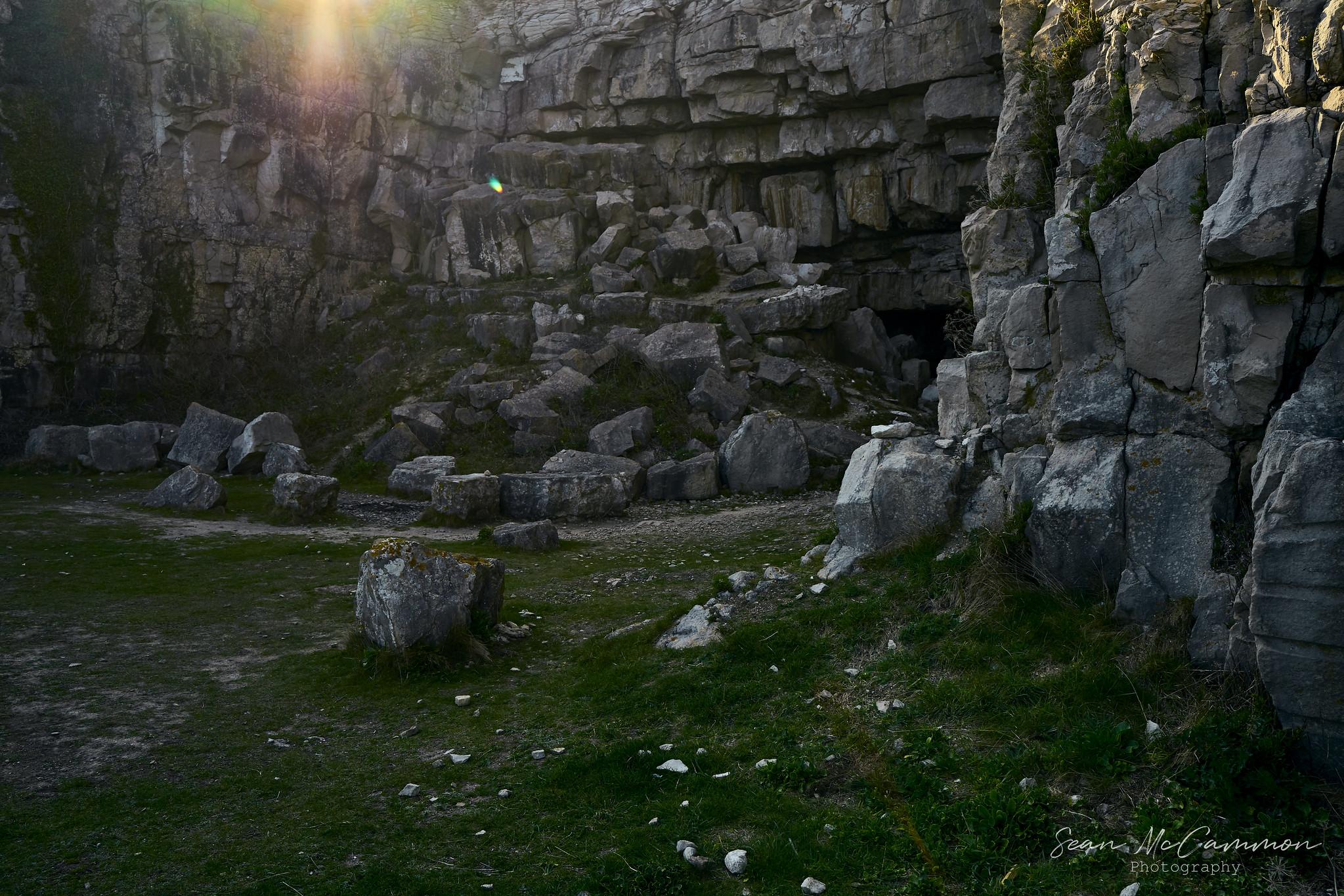 The Quarry Rock