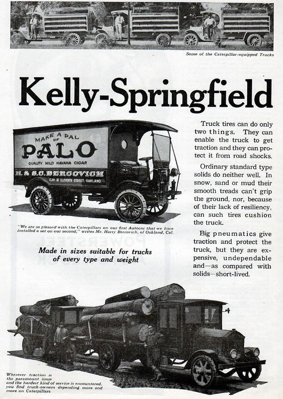 Kelly-Springfield 1921