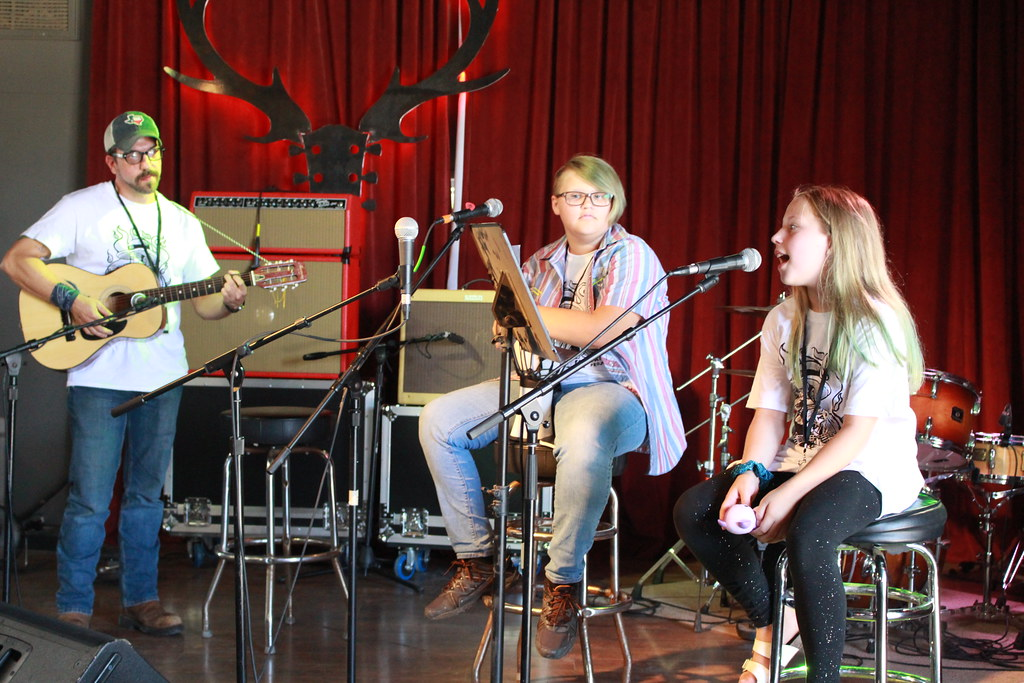 BIGFest 2019 - Young Songwriters Workshop Performers