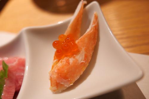 【2品目】旬魚の刺身