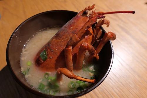 【6品目】寿司屋のあら汁