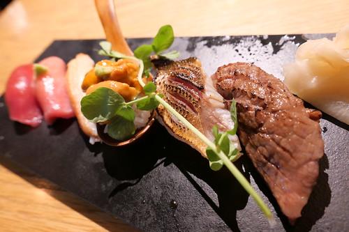 【5品目】極みおまかせ寿司6貫