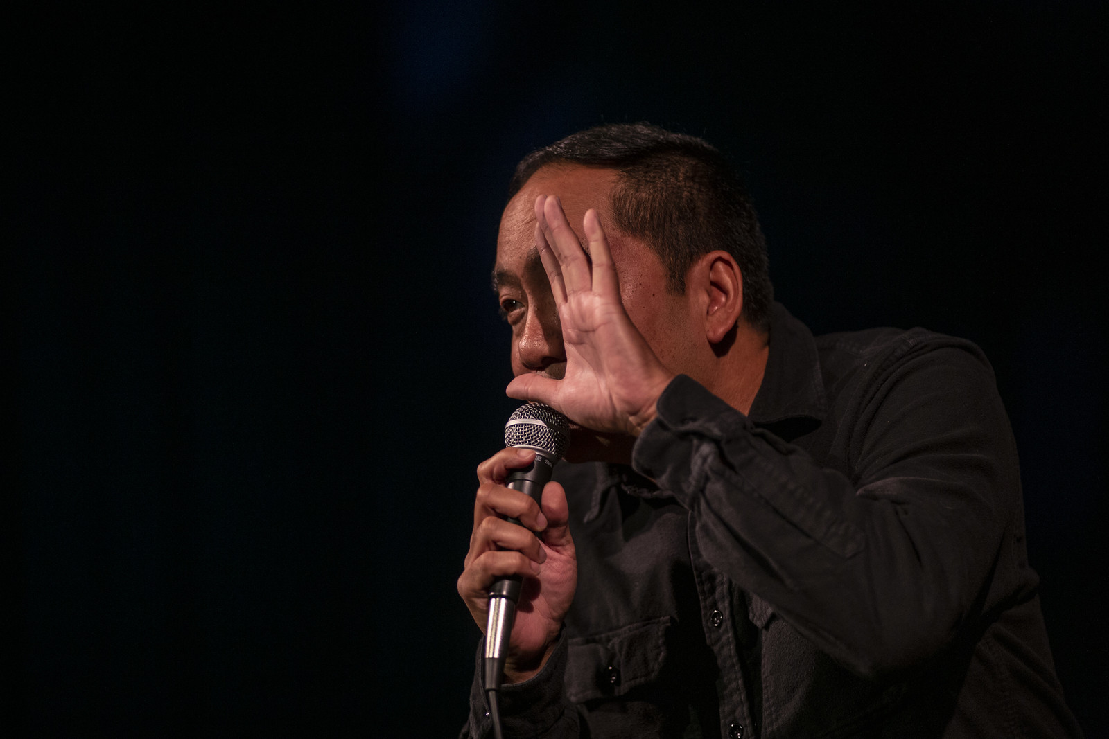 Kevin Camia at DNA's Comedy Lab 2019-06-28