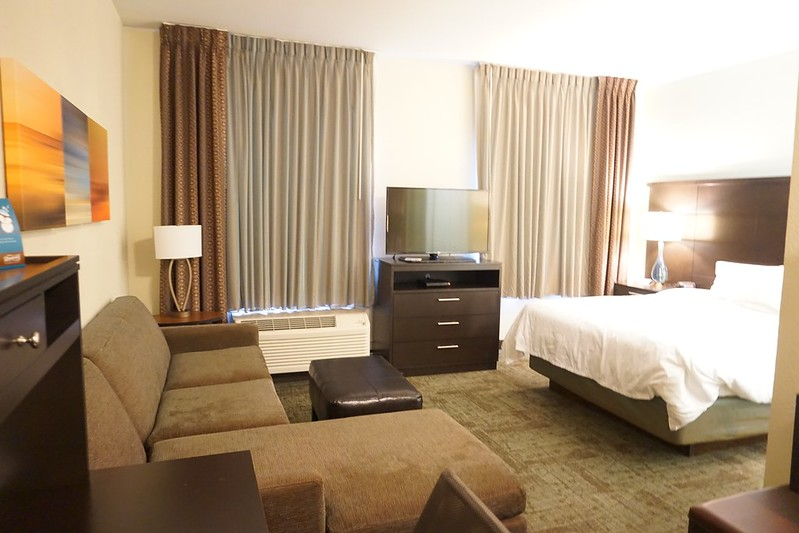 Travel to Butler County, Ohio - Staybridge Suites Cincinnati North, West Chester, Aug. 10, 2018