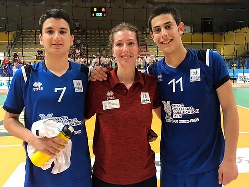 volley trofeo delle regioni under 16