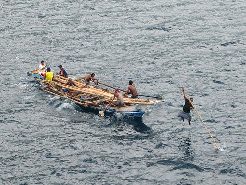 Traditional Whale Hunting