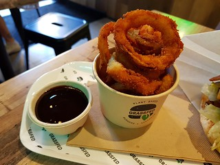 Onion Rings at Grassfed