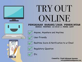 Tryout Online Barjas