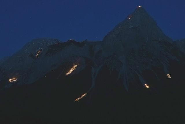 Detail an der Ehrwalder Sonnenspitze (ein Pottwal am Berg :)