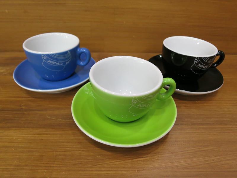 Chris King Cup &  Saucer