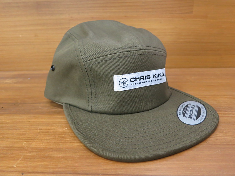 Chris King Cap