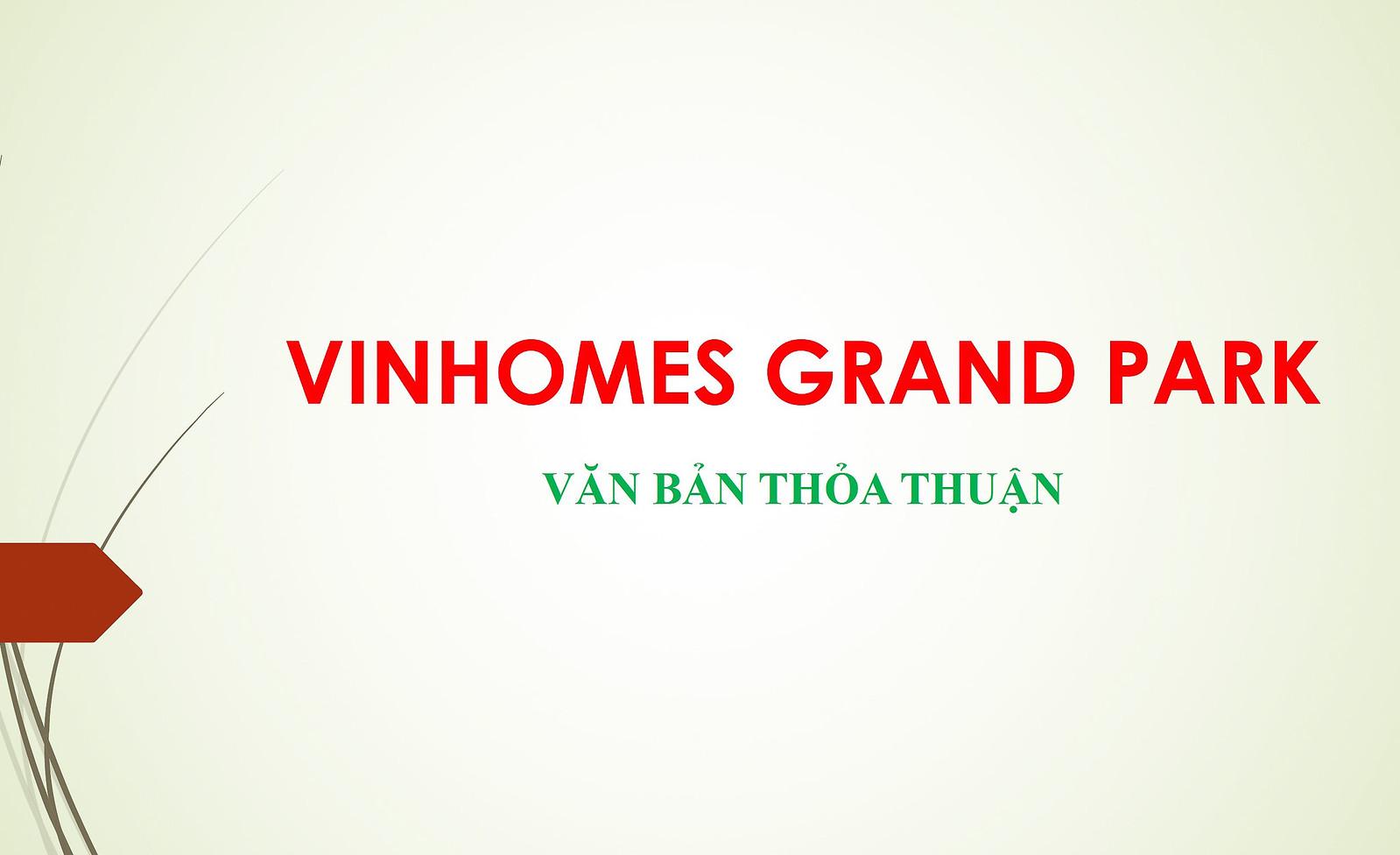 Phương thức thanh toán Vinhomes Q9 đợt mở bán 1 7