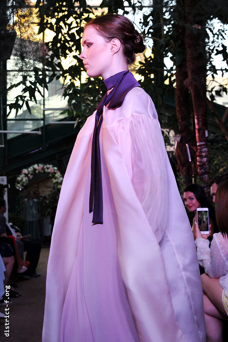 DISTRICT F — RUSSIA. MODEST FW — FREEDOM STUDIO FASHION SHOW семь