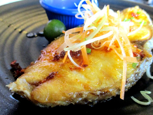 Niang Jia grilled cod fish