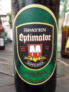 Spaten, Optimator, Germany