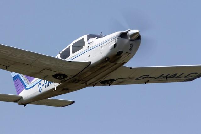 Piper PA-28R G-HALC