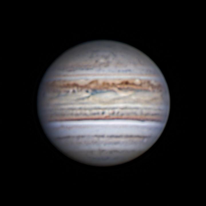 木星 (2018/7/29 19:52-20:07)  (2019/6/30 再処理)