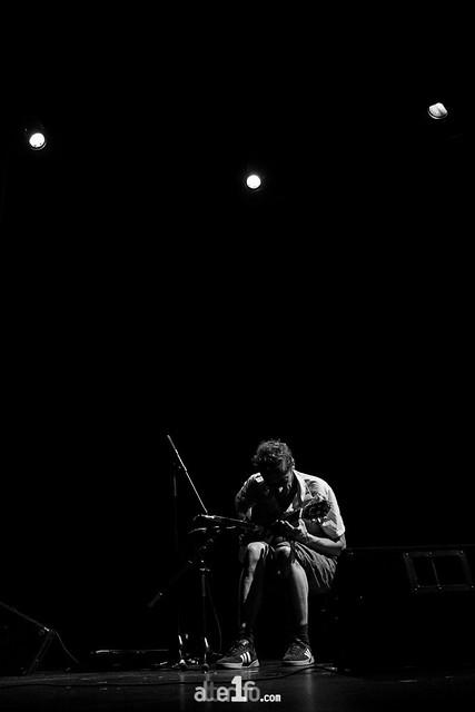 Thomas Le Corre, [kataplismik] & Thomas Poli @ la Chapelle du Conservatoire, Rennes