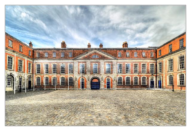Dublin IR - Dublin Castle 02
